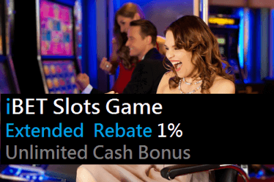 918Kiss(SCR888) 1% Slot Games EXTENDED REBATE Unlimited Bonus