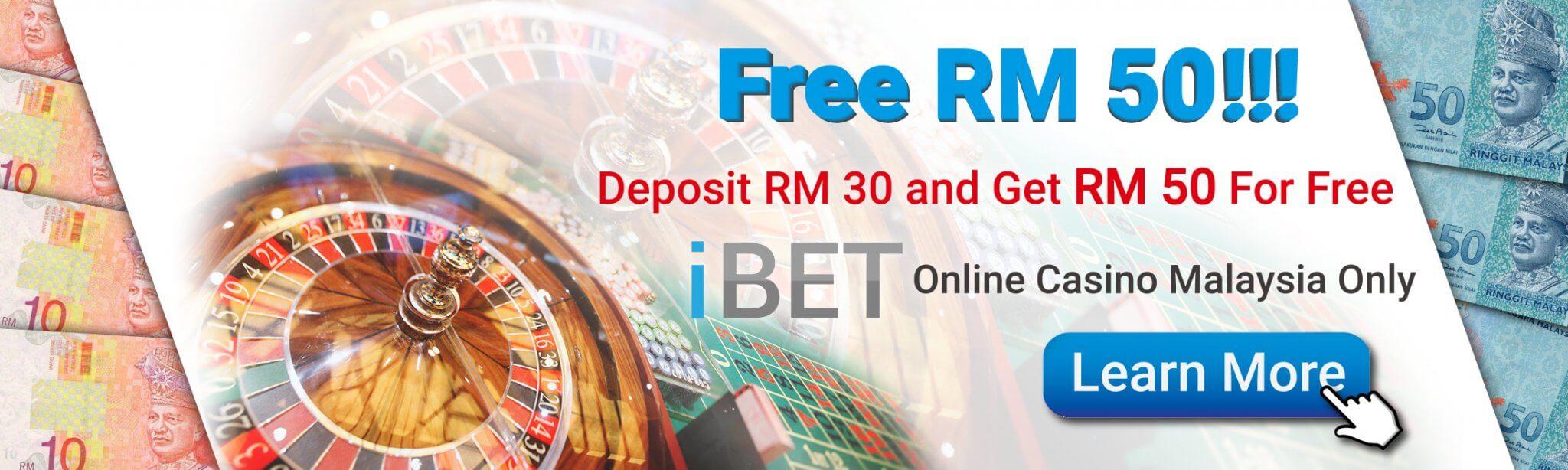 SCR888 Login Casino Deposit RM30 Free RM50 in iBET Online Casino Malaysia