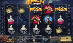 Halloween Fortune Slot Game