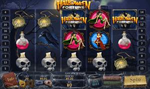 Halloween Fortune Slot Game
