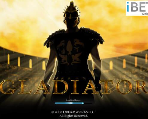 918Kiss(SCR888) Gladiator Slot Game iBET Malaysia
