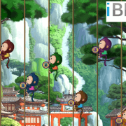 SCR888(SKY888) Monkey Thunderbolt Slot Game in iBET
