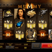 The Mummy Slot Game in Malaysia 918Kiss(SCR888)