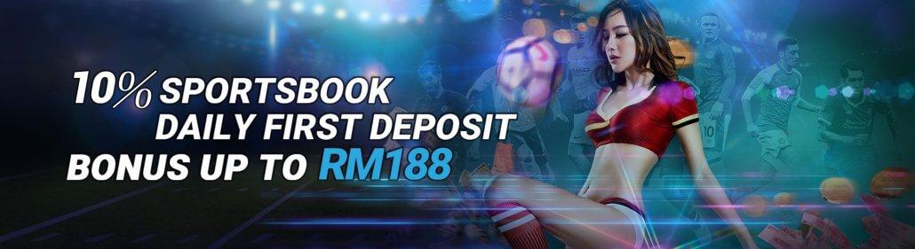 iBET-10-Sportsbook-Daily-First-Deposit-Bonus-up-to-RM188