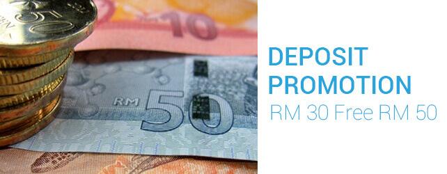 Malaysia SCR888 Slot Game Deposit RM 30 Free RM 50