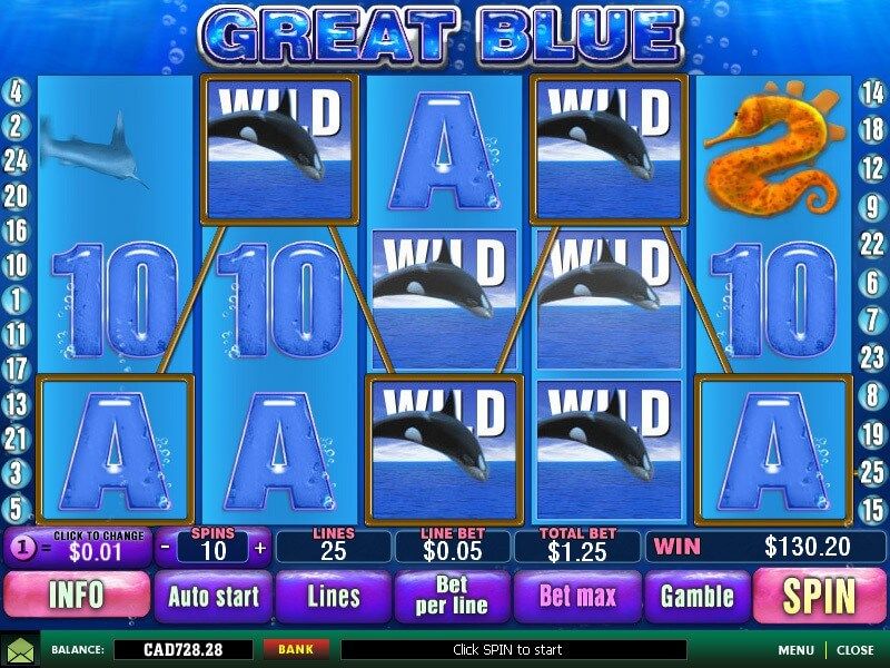 Download SKY888 918Kiss(SCR888) Slot Game Great Blue Malaysia1