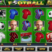 SCR888 Casino Free Football Rules Slot Game GOAL