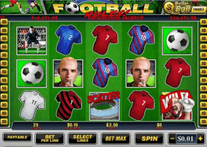 918Kiss(SCR888) Casino Free Football Rules Slot Game GOAL