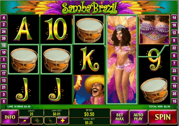 918Kiss(SCR888) SKY888 Casino Samba Brazil Slot Game