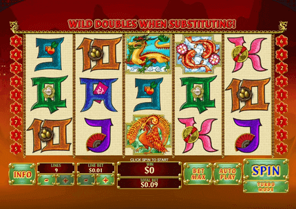 """SCR888 SYK888 Slot Game """"Zhao Cai Jin Bao"""" Chinese Style"""