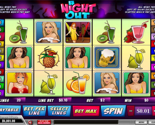 a night out scr888 sky888 casino