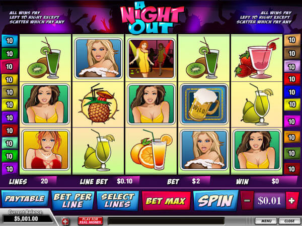 Cocktails Slot Machine - Play Online for Free or Real Money