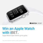 918Kiss(SCR888) Win an Apple Watch Promotion by iBET