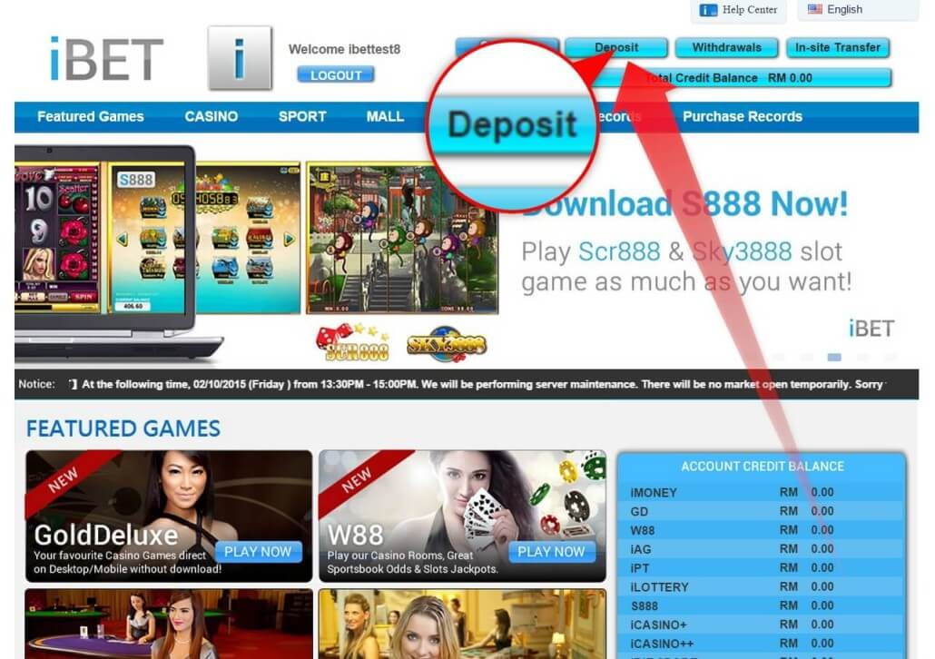 How to Get Free RM50 in iBET 918Kiss(SCR888) Slots-1