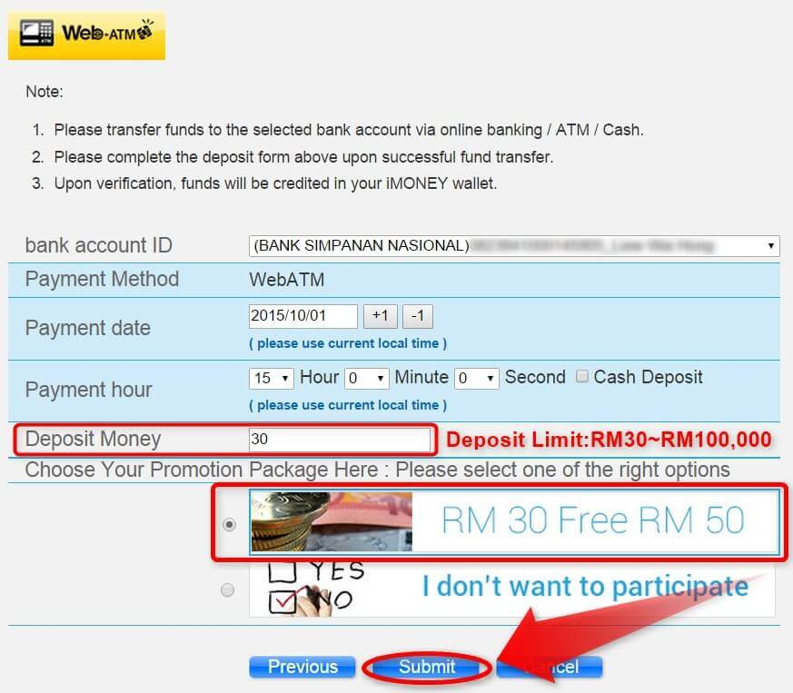 How to Get Free RM50 in iBET 918Kiss(SCR888) Slots-4
