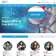 Register iBET SCR888 Online Casino is so easy 1