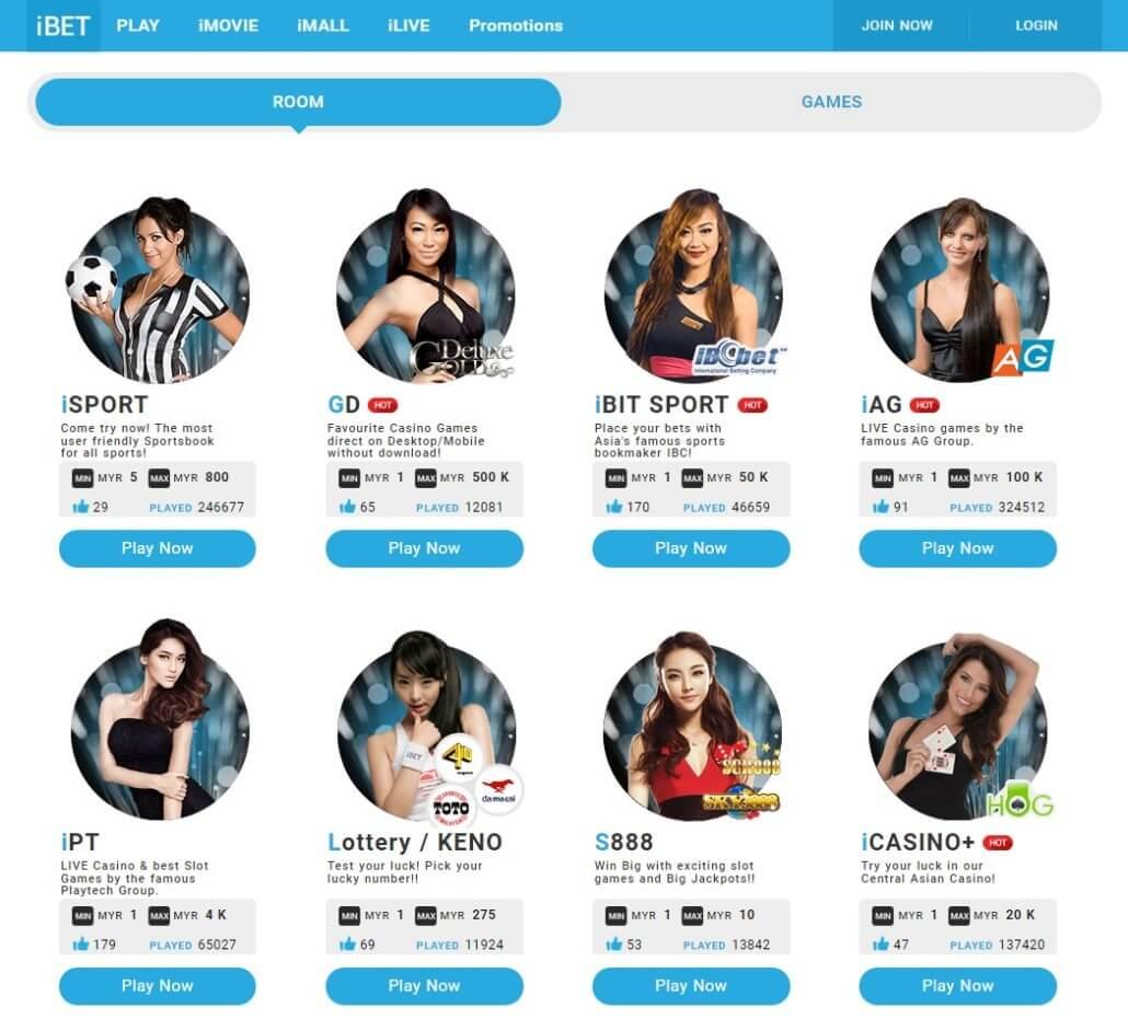 Register iBET SCR888 Online Casino is so easy 3