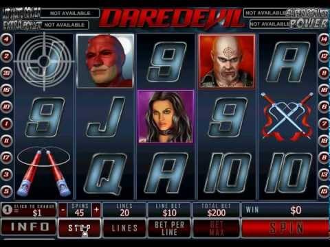 ibet scr888 Daredevil-Slot