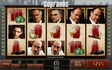918Kiss(SCR888) Casino Sopranos Slot