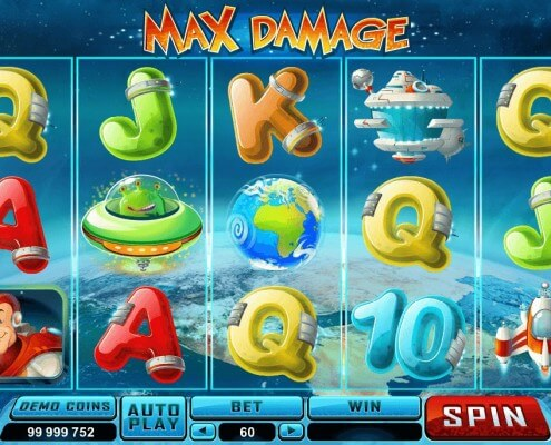 kiosk.scr888 Action-filled Max Damage Slot Game 1