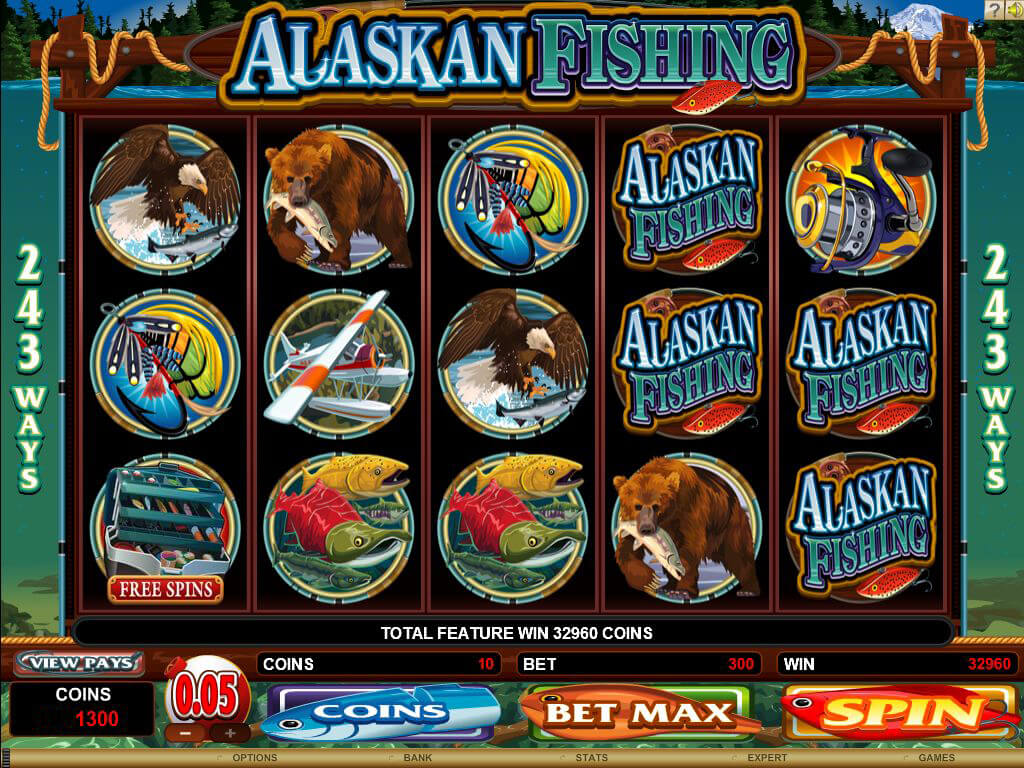 kiosk.scr888 Alaskan Fishing Slot Game In iBET2