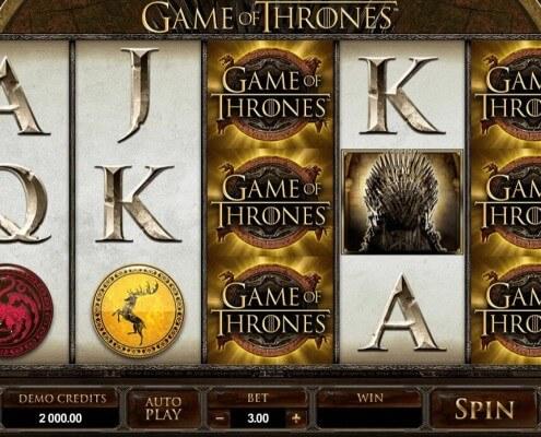 kiosk.scr888 Game Of Thrones Slot Game In iBET 1