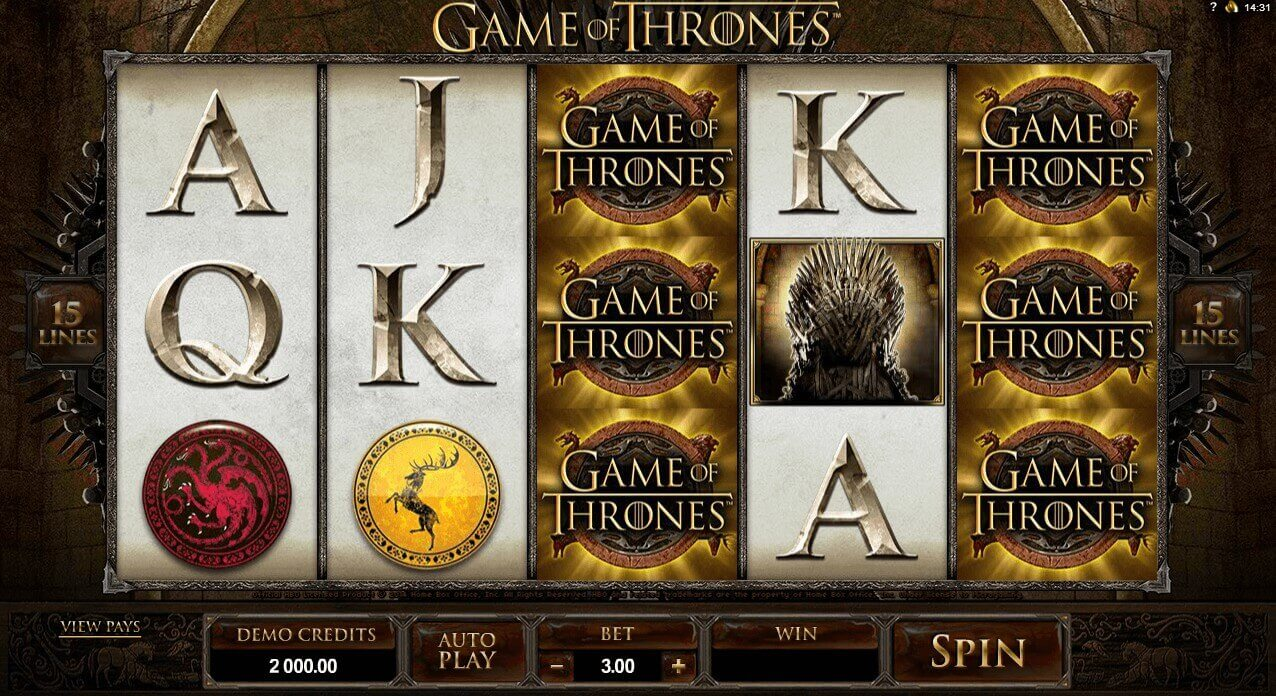 kiosk.scr888 Game Of Thrones Slot Game In iBET 2