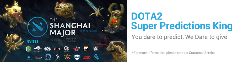 DOTA2 918Kiss(SCR888) Promotion Super Predictions King