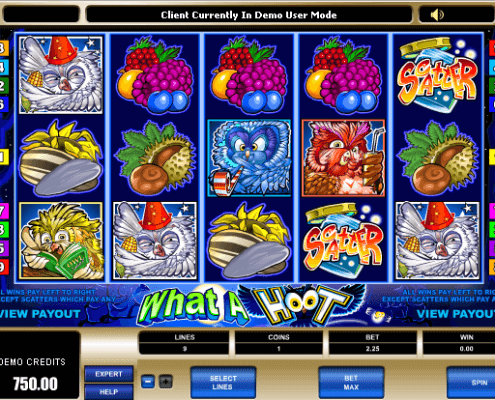 918Kiss(SCR888) Download Have a Party With Owl What a Hoot Slot