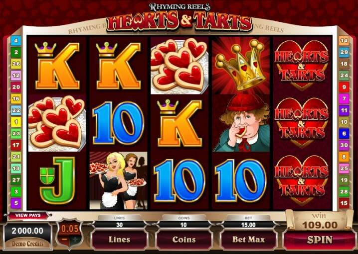 m.scr888 Hearts & Tarts Slot Finding Your Best Symbol