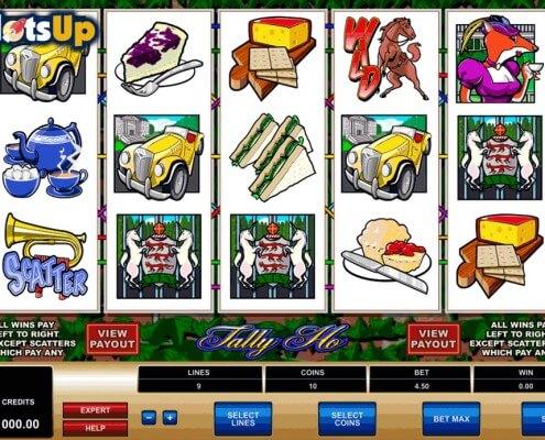 918Kiss(SCR888) Casino Tally Ho Slot Game, Get Free Bonus 1