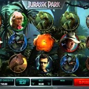 918Kiss(SCR888) Casino Slot Game Jurassic Park Free Play2