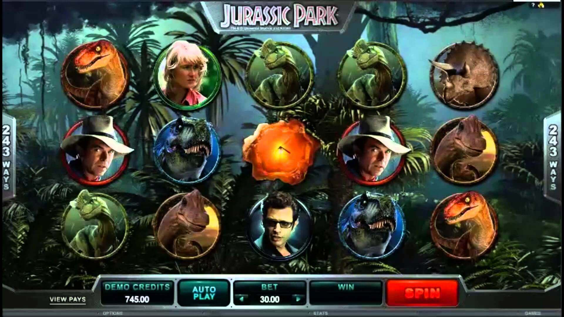 Jurassic World Games - Free online Jurassic World Games