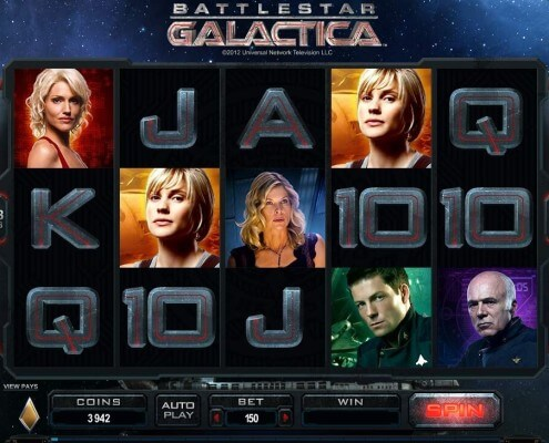SCR888 Login Casino Battlestar Galactica Slot Game1