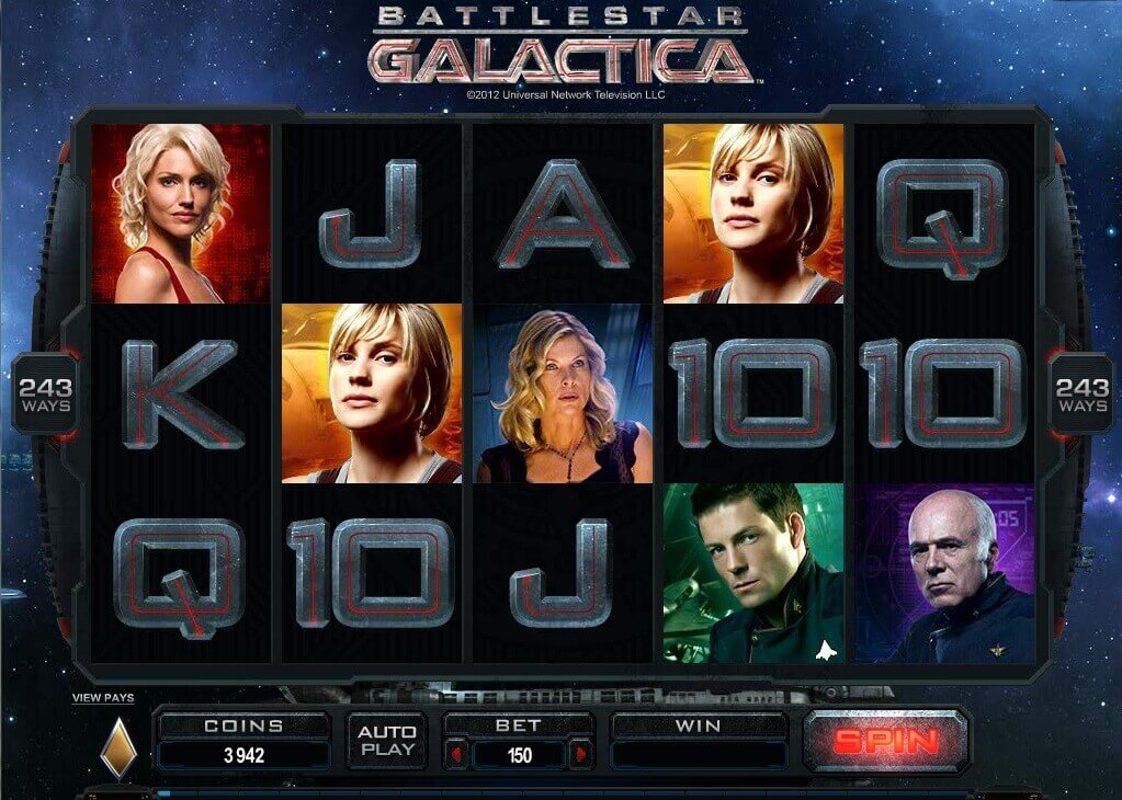 SCR888 Login Casino Battlestar Galactica Slot Game2
