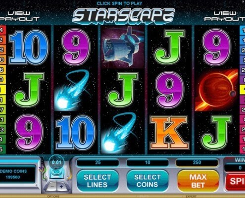 SCR888 Login Star Scaper Casino Slot Machine Game1