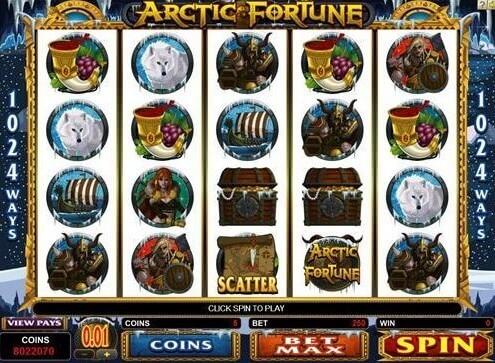 kiosk.scr888 Download Arctic Fortune Slot Game1