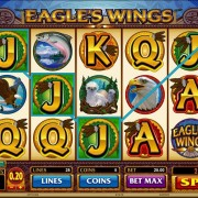 Play 918Kiss(SCR888) Eagles Wings Slot Game And Get Bonus!1