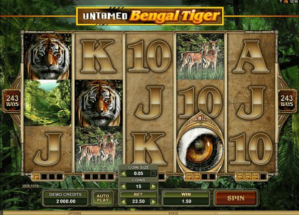 Play SCR888 Login Bengal Tiger Adventure Slot Game!1