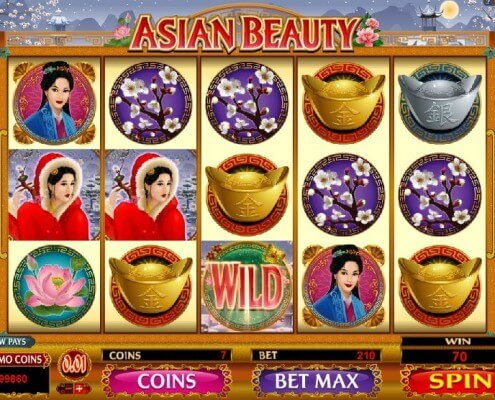 918Kiss(SCR888) Asian Beauty Slot Machine Games Free Play!1
