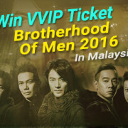SCR888 Brotherhood Of Men Concert iBET Promotion!2