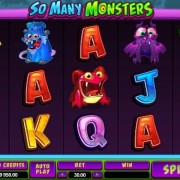 SCR888 Casino Download So Many Monsters Slot Game1