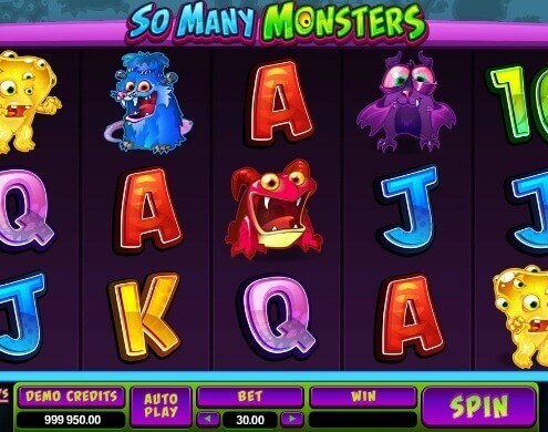 918Kiss(SCR888) Casino Download So Many Monsters Slot Game1