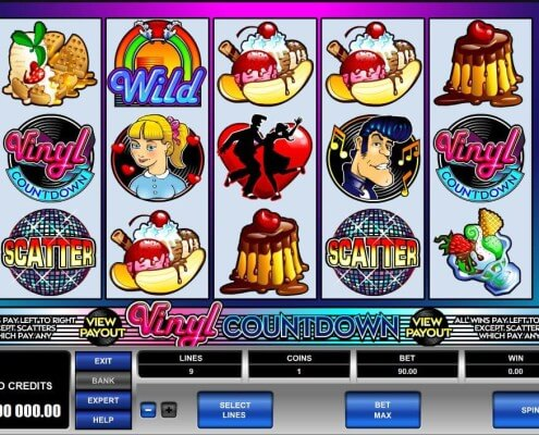 SCR888 Casino Download Vinyl Countdown Slot Game1