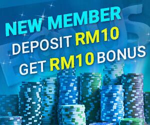 SCR888 Deposit RM10 FREE RM10 Promotion Get Bonus! | SCR888