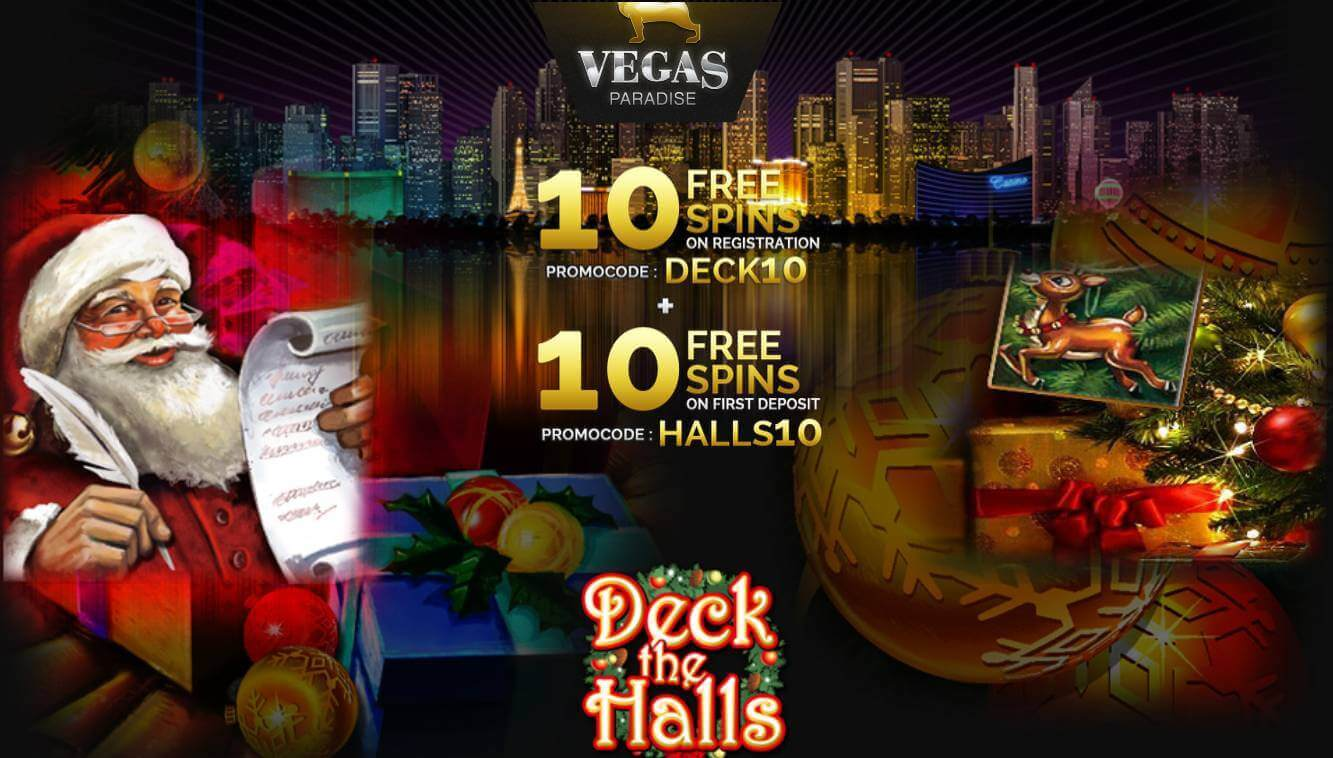 SCR888 Download Login Deck The Halls Slot Games 1