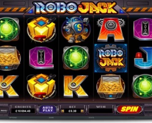 918Kiss(SCR888) Free Download Robo Jack Slot Machine Game! 1