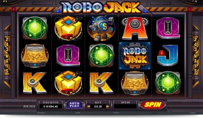 918Kiss(SCR888) Free Download Robo Jack Slot Machine Game! 2