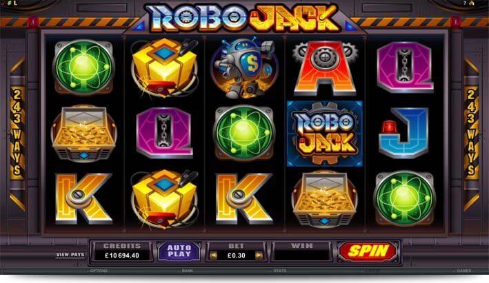 918Kiss(SCR888) Free Download Robo Jack Slot Machine Game! 2