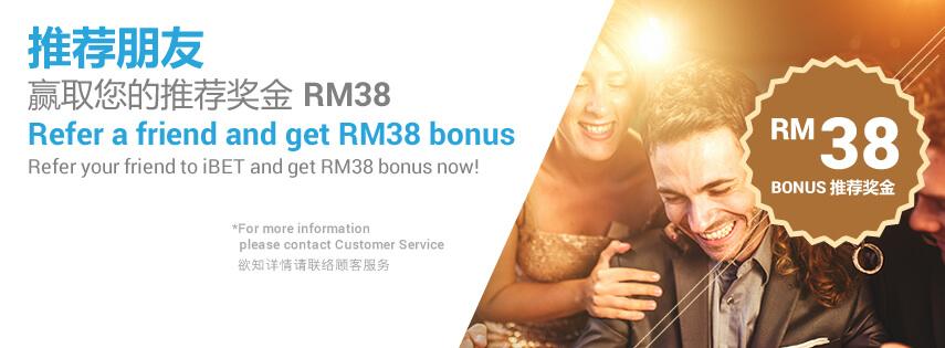 918Kiss(SCR888) Login Casino Refer a friend Get Free RM38!1